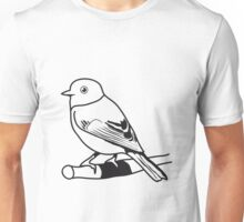 Sparrow bird animal nature design Unisex T-Shirt