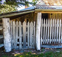 Outbuilding. by Bette Devine