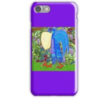Zondra And The Paragliders iPhone Case/Skin