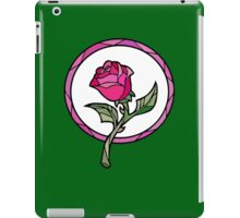 Stained Glass Rose | Beauty and the Beast iPad Case/Skin
