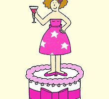 Female birthday 40 is the new 30 by KateTaylor