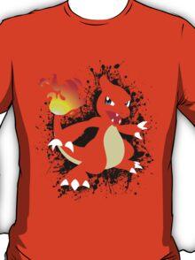 Charmeleon Splatter T-Shirt