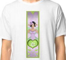Book Spirit Bookmark: Marlei - Green Classic T-Shirt