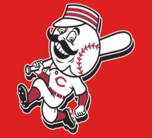 Cincinnati Reds by CJRDesign