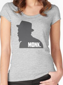 Thelonious MONK. Women's Fitted Scoop T-Shirt