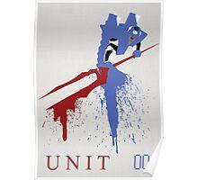 Unit 00 Poster