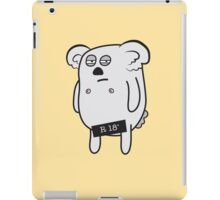 Koala Bare iPad Case/Skin