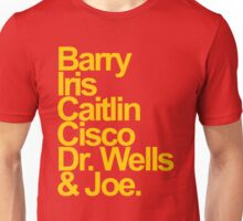 the Flash Unisex T-Shirt