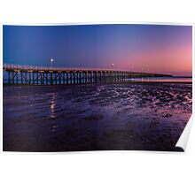 Sunrise at Hervey Bay  Poster