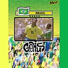 Romario - Son of Brazil by JoelCortez