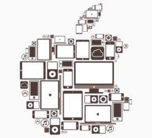 Apple Kids Tee