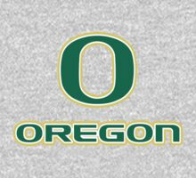 Oregon Ducks by CJRDesign