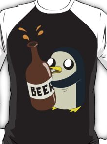 Gunter Loves Beer T-Shirt