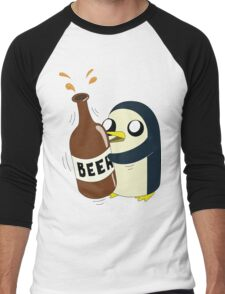 Gunter Loves Beer Men's Baseball ¾ T-Shirt