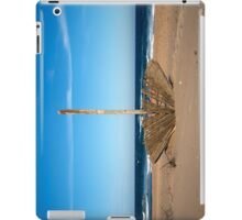 Upside Down Beach  iPad Case/Skin