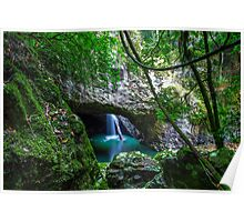 Natural Arch Poster