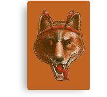 The Spicy Dingo Canvas Print