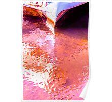 Ein Schiff am Wannsee Poster