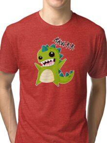 RAAAAWWWWRRRR!! Tri-blend T-Shirt