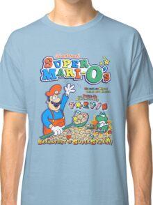 Super Mari-O's - Breakfast of Superstars!! Classic T-Shirt