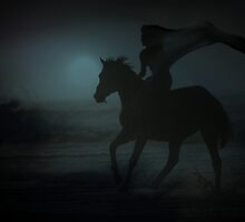 Night ride to nowhere by Brian Edworthy