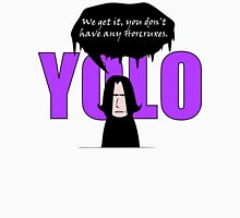 YOLO - We get it, you don't have any horcruxes Unisex T-Shirt