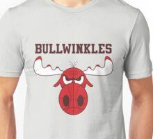 Frostbite Falls Bullwinkles Unisex T-Shirt