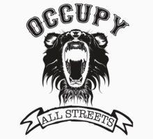 Occupy All Streets Black by kpskillern