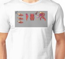 Red Genesect concept Unisex T-Shirt