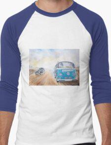 The Desert Race Men's Baseball ¾ T-Shirt