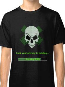 Skull Network Classic T-Shirt