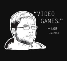 "LGR - ""Video Games."" by Thinkbolt"
