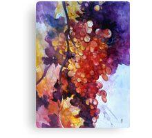 The big grape Canvas Print