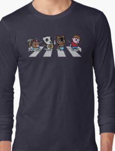 Animals Crossing Long Sleeve T-Shirt
