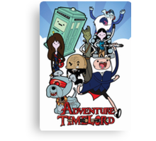 Adventure Time-Lord Generation 12 Canvas Print