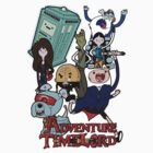 Adventure Time-Lord Generation 12 by TopNotchy