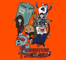 Adventure Time-Lord Generation 12 Kids Clothes