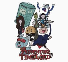 Adventure Time-Lord Generation 12 One Piece - Long Sleeve