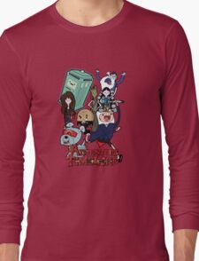 Adventure Time-Lord Generation 12 Long Sleeve T-Shirt