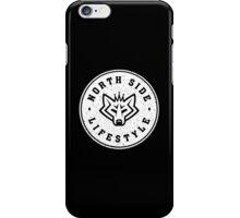 NSL White Wolf iPhone Case/Skin