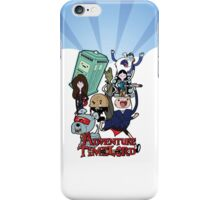 Adventure Time-Lord Generation 12 iPhone Case/Skin