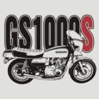 Suzuki GS1000S by Steve Harvey