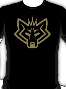 NSL Crown Gold Wolf T-Shirt
