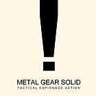 Metal Gear Minima by Stevie B