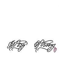 Demi Lovato Stay Strong by fizzilou