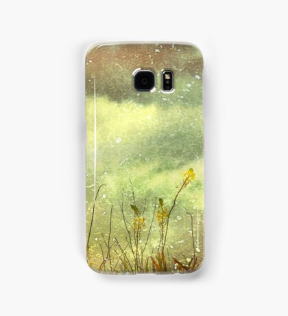 Dreamy Grunge Nature Samsung Galaxy Case/Skin
