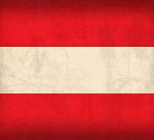 Austria Flag by flaglover