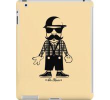 DA HIPSTA  iPad Case/Skin