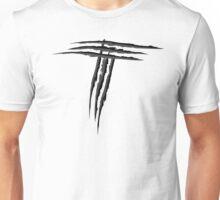 NSL Letter T Scratch T-Shirt