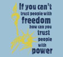 Freedom & Power by Arthur Thomas